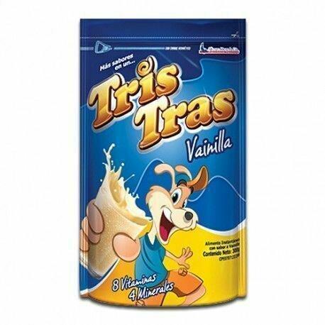 TRIS TRAS VAINILLA 300GR