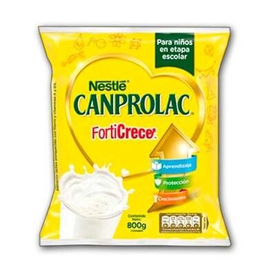 CANPROLAC FORTICRECE SACHET 800GR