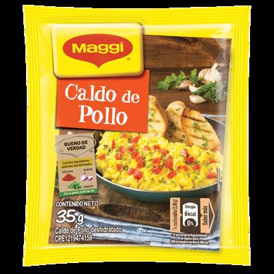 MAGGI CALDO DE POLLO 35GR