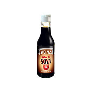 HEINZ SALSA DE SOYA 150GR