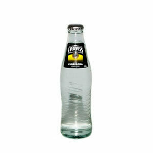 EVERVESS SODA CLUB 250ML  1016391