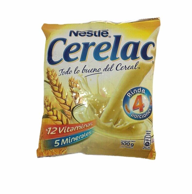 CERELAC CEREAL DE TRIGO 100GR