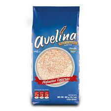 AVELINA AVENA HOJUELAS 800GR