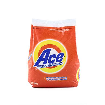 ACE DETERGENTE BLANCOS DIAMANTES 400GR