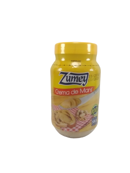 ZUMEY CREMA DE MANI 500GR