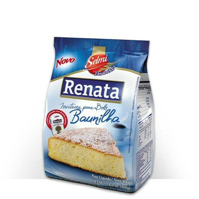 RENATA MEZCLA BUDIN VAINILLA 400GR
