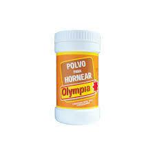 OLYMPIA POLVO PARA HORNEAR 120GR