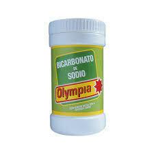 OLYMPIA BICARBONATO DE SODIO 155GR