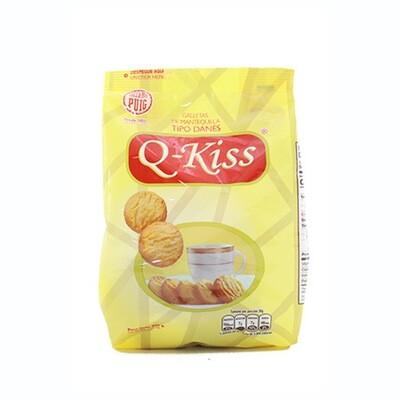 Q-KISS GALLETA TIPO DANES 200GR