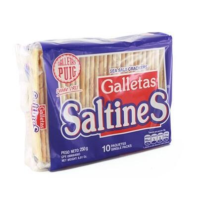 SALTINES GALLETAS 250GR