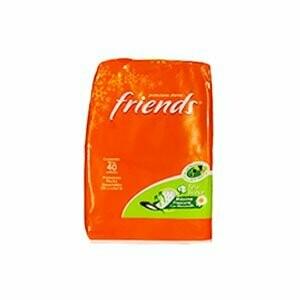 FRIENDS PROTECTORES DIARIOS C/MANZANILLA 40UN REF-50000554