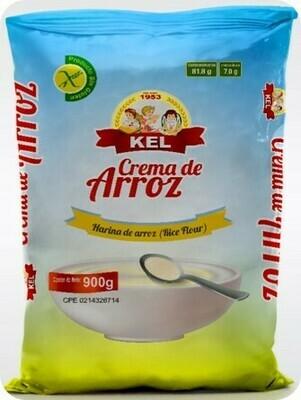 KEL CREMA DE ARROZ  BOLSA 900GR