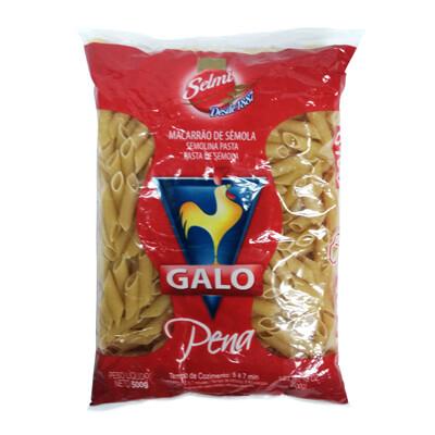 GALO PASTA CORTA PLUMA 500GR