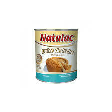 NATULAC DULCE DE LECHE 380GR
