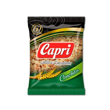CAPRI PASTA ESPEC. CONCHITA 250GR