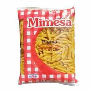 MIMESA PASTA PLUMA 1Kg