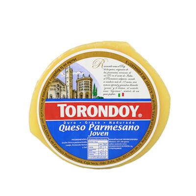 QUESO PARMESANO TORONDOY 100 gr (03-12)