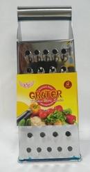 GRATER RAYO ACERO INOX.4 CARAS 8 REF-NS231751