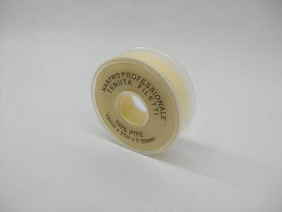 TEFLON PROFESIONAL 3/4X25MTSX0.2MM REF-TAG-002