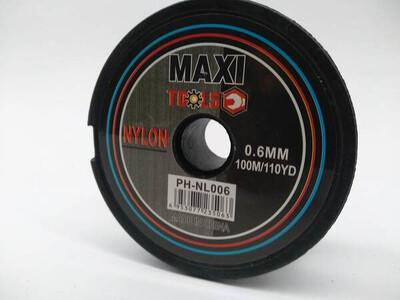 RAPTOR NYLON D/PESCAR 0.6MM REF-M1089