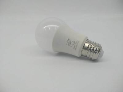 ECO BOMBILLO LED A60 9W 85-265V 6500K-E27-25000HRS REF-A60-9W-D