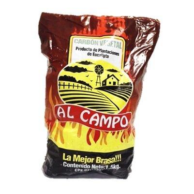 AL CAMPO CARBON VEGETAL 1.5KG