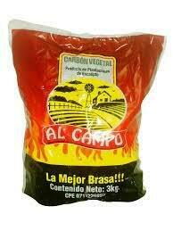 AL CAMPO CARBON VEGETAL 3KG