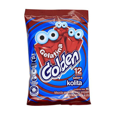 GOLDEN GELATINA KOLITA 96GR Q102