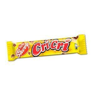 CRI-CRI CHOCOLATE MOSTRADOR 27GR