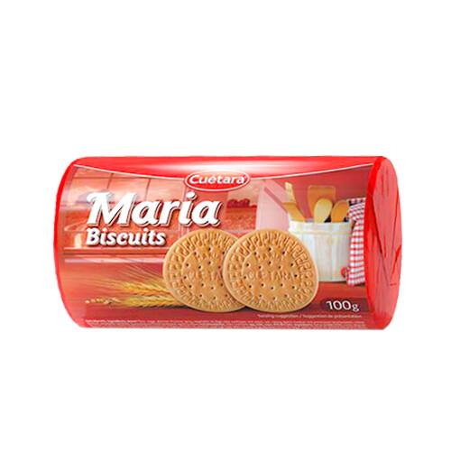 CUETARA MARIA GALLETA 100GR