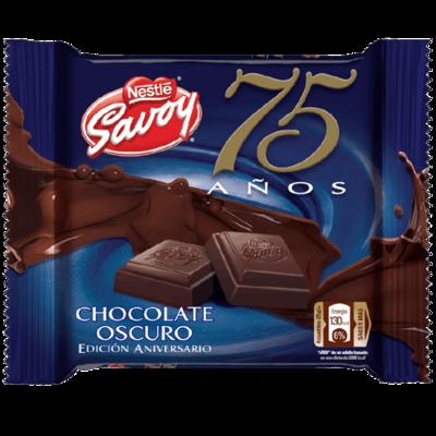 SAVOY CHOCOLATE EDICION ANIVERSARIO 100GR.