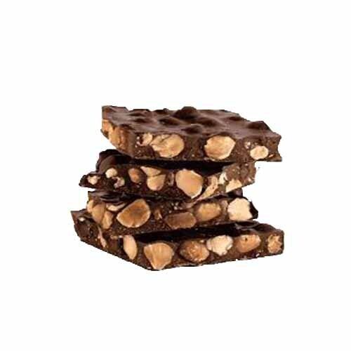 TURRON DE MANI DE CHOCOLATE