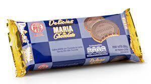 DELICIAS MARIA GALLETA CON CHOC.136GR 256