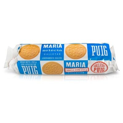 MARIA SELECTA PUIG GALLETA 168GR