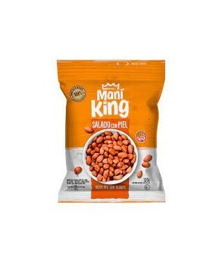 KING MANI SALADO 120GR