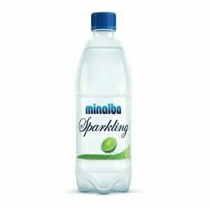 MINALBA AGUA MINERAL SPARKLING 500ML