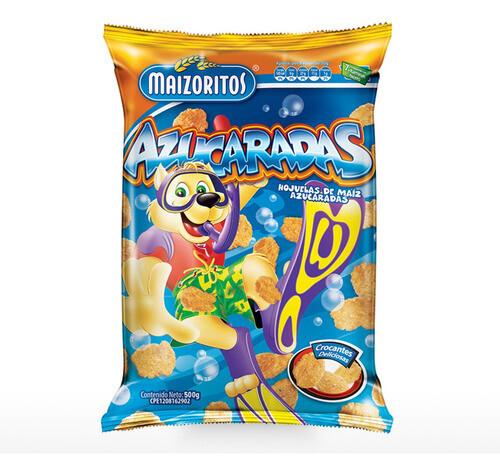 MAIZORITOS AZUCARADAS 500GR