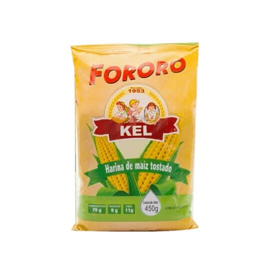 KEL FORORO BOLSA 450GR