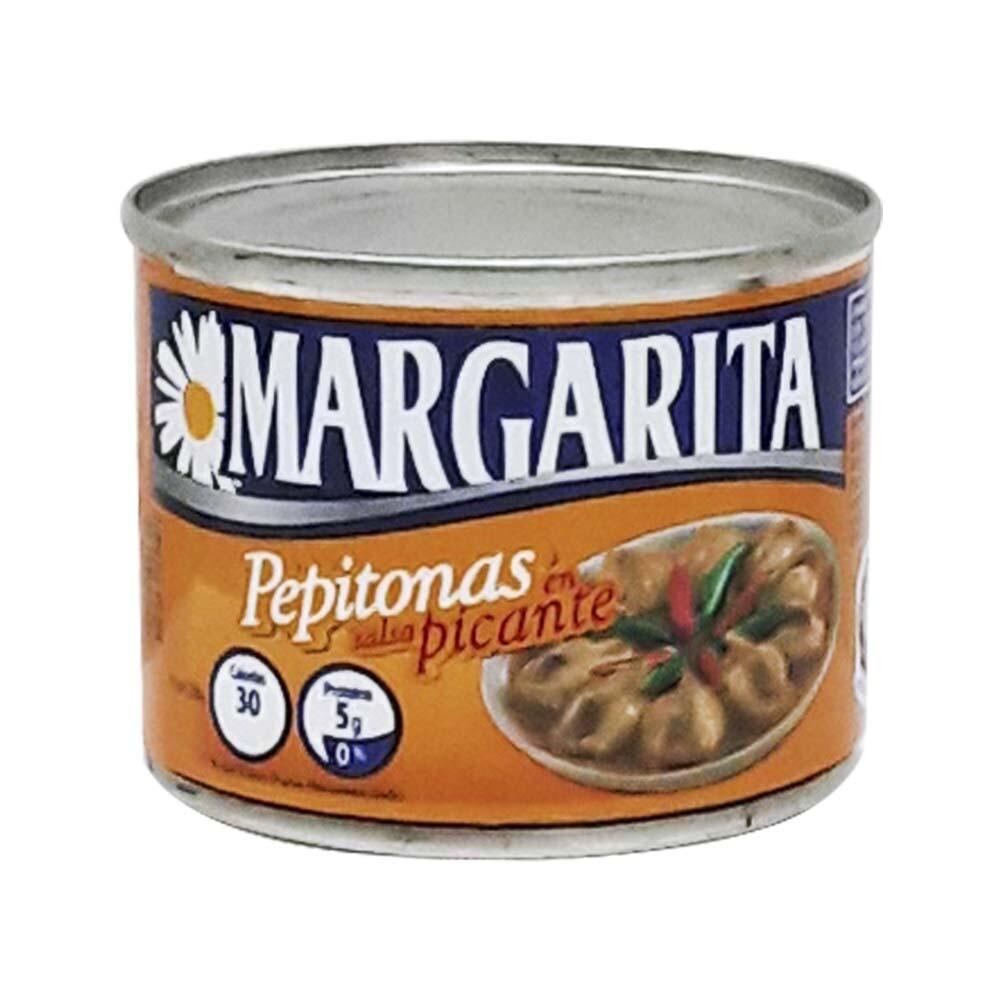MARGARITA PEPITONAS PICANTE 140GR