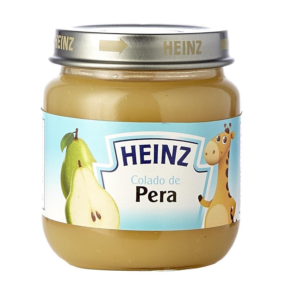 HEINZ COMPOTA PERA 113GR