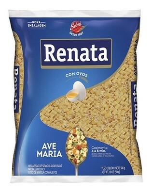 RENATA PASTA AL HUEVO AVE MARIA 500GR