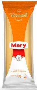 MARY PASTA VERMICELLI TRADICIONAL 1KG