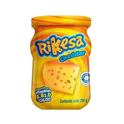 RIKESA ORIGINAL QUESO 200GR