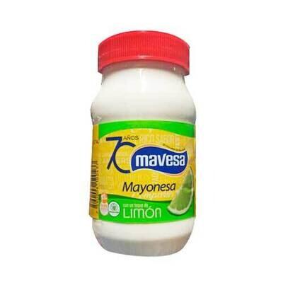MAVESA MAYONESA LIMON 445GR
