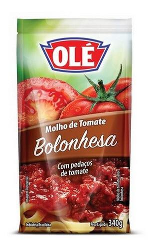 OLE SALSA BOLONESA 340 GR