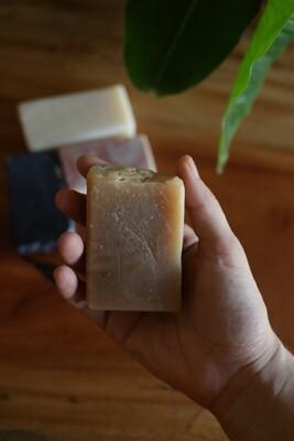 Jabón vegano de Almendra y miel