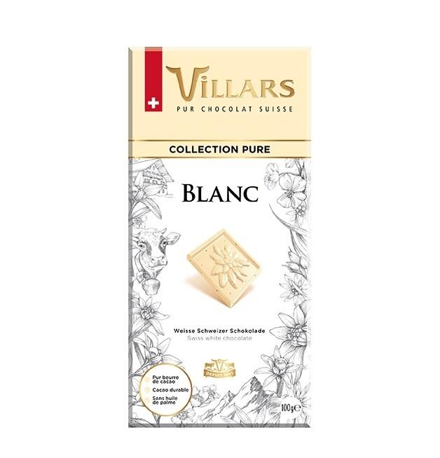 Villars Pure White