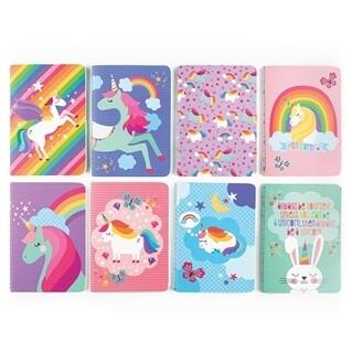 Ooly Mini Pocket Pal Unicorn Journals