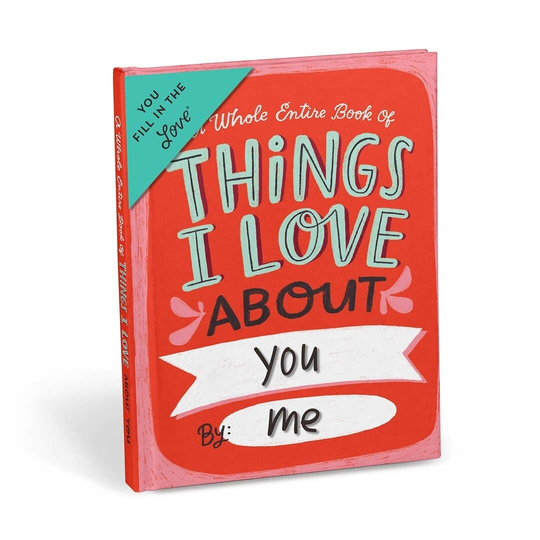 Little Book: Things I Love About Mom