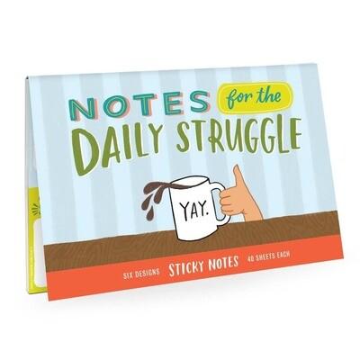Sticky Notes: Daily Struggle Pack